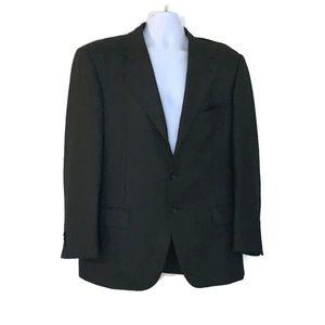 Pal Zileri 100% Cashmere Blazer Men's Sz 42 Italy